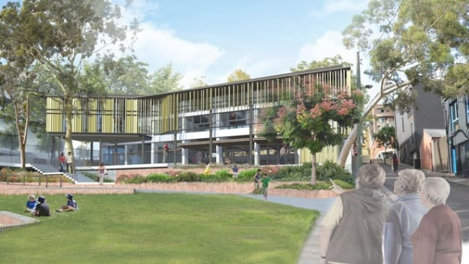Heritage East Sydney arts centre refurbishment nears completion