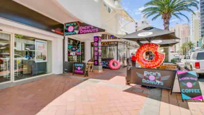 Gold Coast shopfront sells just north of $1 million