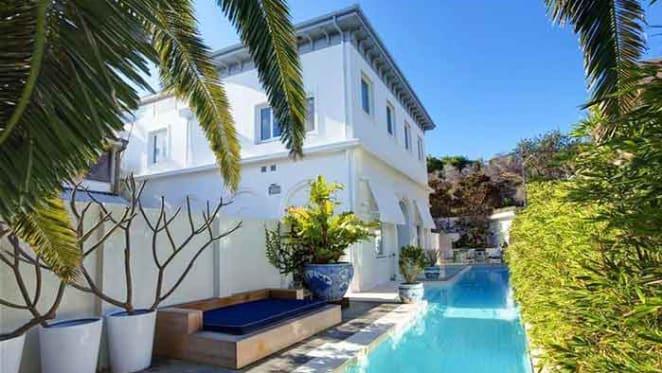 Designer Collette Dinnigan's four day Watsons Bay home sale