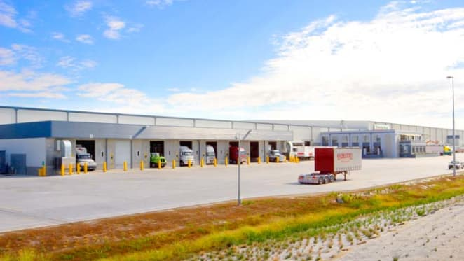 Woolworths Wodonga distribution centre listed for sale