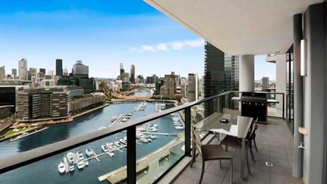 Paul H Dainty and Moreen Anderson buy Docklands apartment