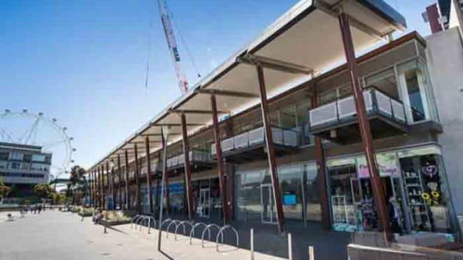 Office suites in Melbourne's Docklands change hands for $3.81 million
