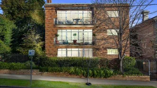 South Yarra unit of late 1940s Melbourne Lord Mayor Sir Francis Raymond Connelly sold