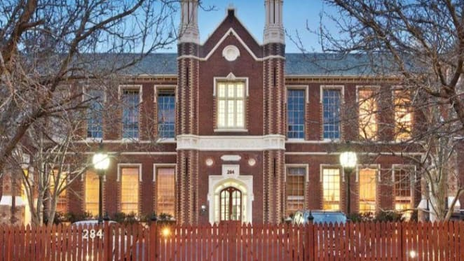 1880s South Melbourne state school townhouse sale