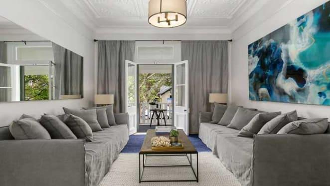 Block designer judge Darren Palmer lists Edgecliff home