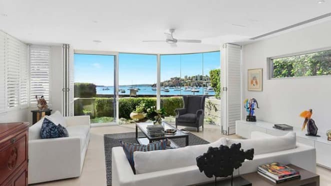 Double Bay sophistication on Steyne Park with $13.5 million hopes