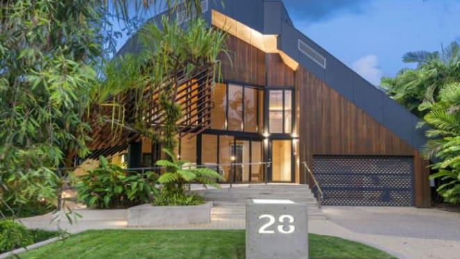Cutting edge Port Douglas home for sale