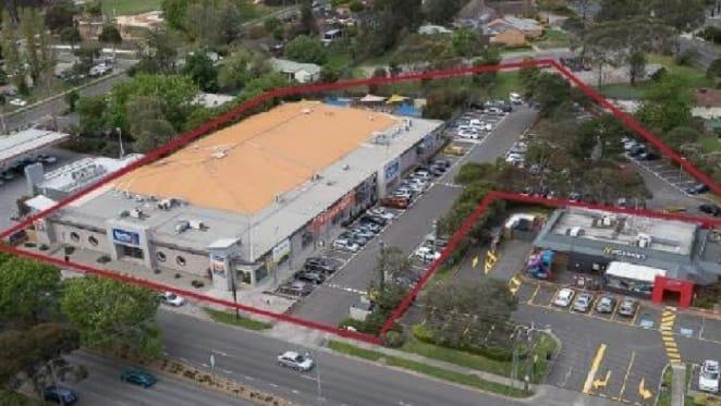 Mooroolbark retail complex sells for $9.05 million