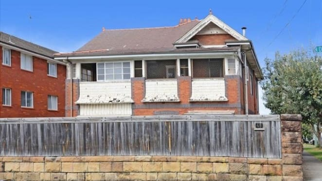 Knockdown 1918 Coogee Federation fetches $4.6 million