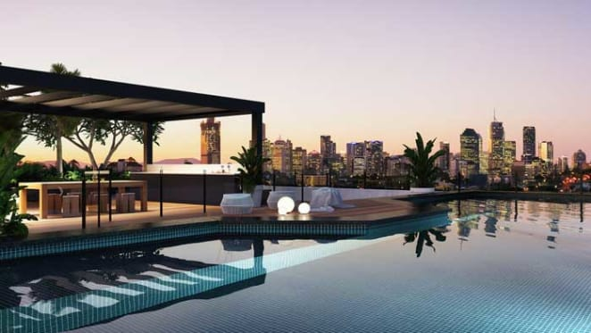 Brisbane's Blue Sky gives buyers a virtual realty check
