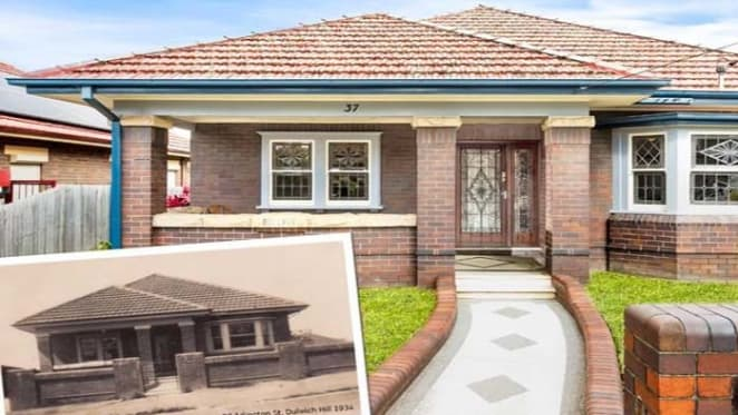 Art Deco Dulwich Hill time capsule sells for $1.95 million