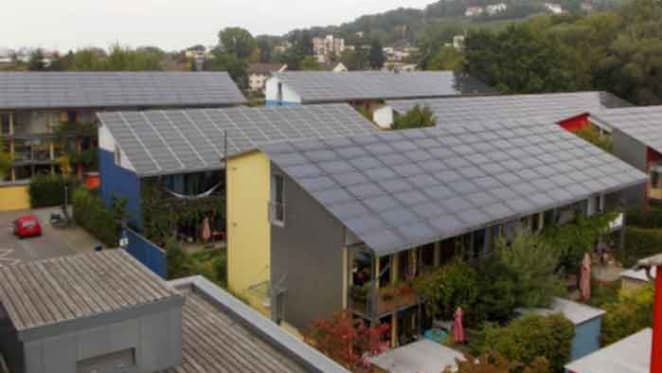 Sustainable housing's expensive, right? Not when you look at the whole equation