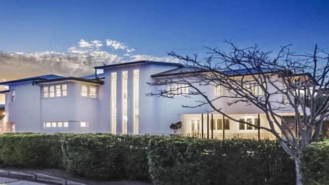 Hamilton's art deco Great Gatsby home offering