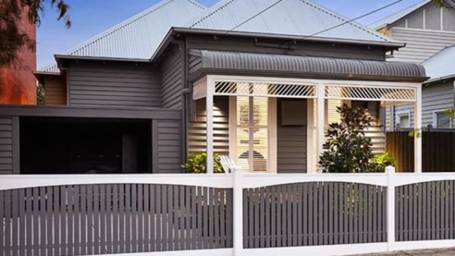 Sam and Snez buy together in Edwardian Elsternwick