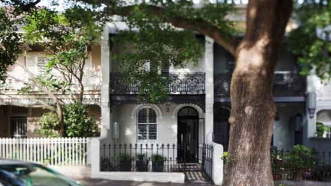 Emma Freedman and Charlie Rundle buy Paddo terrace