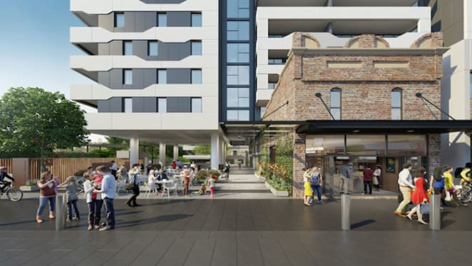 Oxford Central, Epping off the plan sales continue