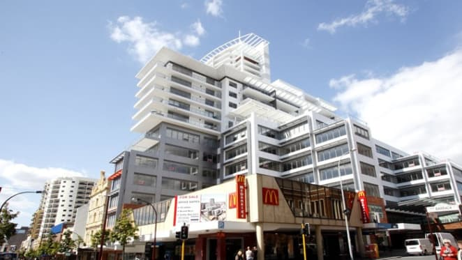 Top floor nest up for grabs in Perth's premier legal hub