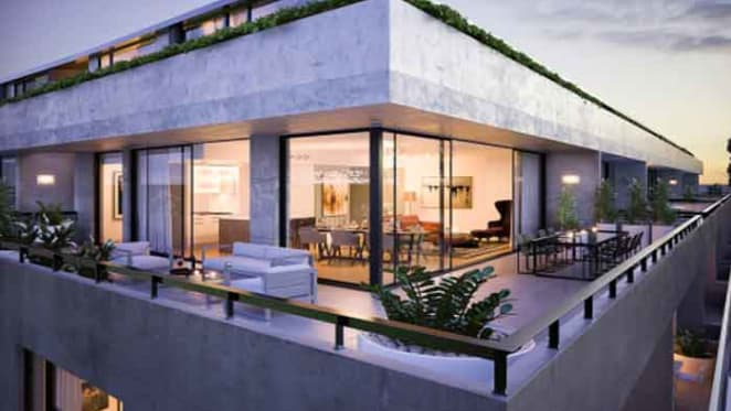 One A Erskineville release new penthouses