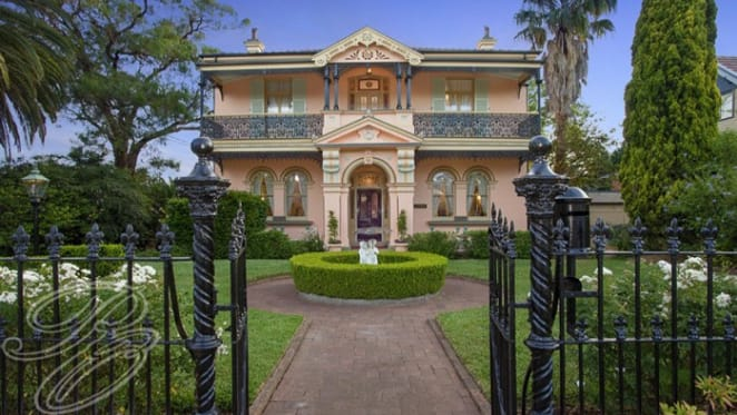 Two storey Victorian era trophy Claremont in Burwood sells for $4.3 million