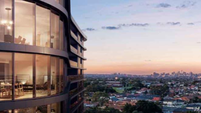 Fridcorp's designer apartments, Beyond at Hurstville set for launch