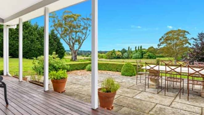 Robyn Holt buys Southern Highlands rural acreage