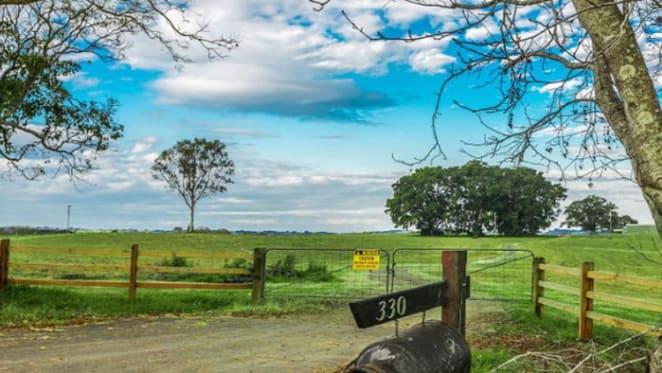 35 ha agricultural land at Federal for sale