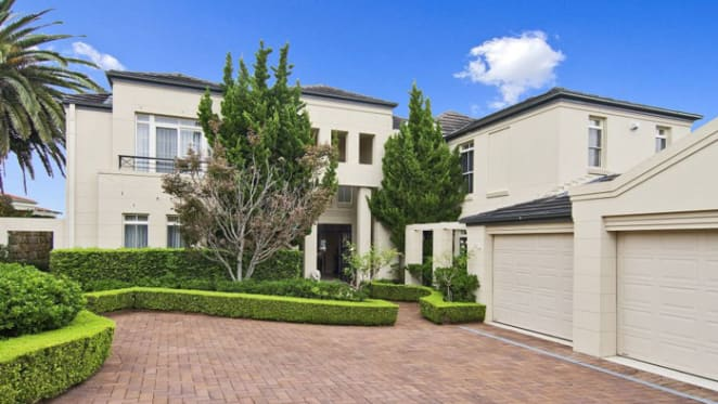 $6 million Hunters Hill trophy home tops the nation's sales
