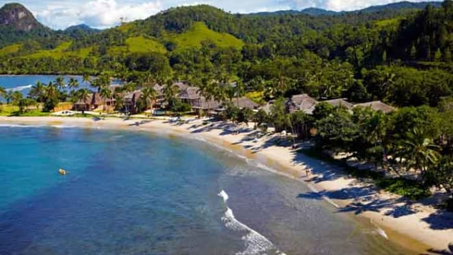 Lisa Oldfield seeks Nanuku Auberge, Fiji purchase