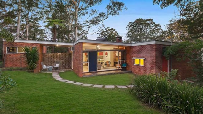 Concern over fate of Harry Seidler-designed 1950s Warrawee home