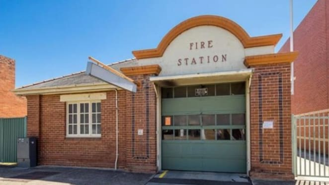 Fairfield Fire Station fetches $400,000 above reserve at auction