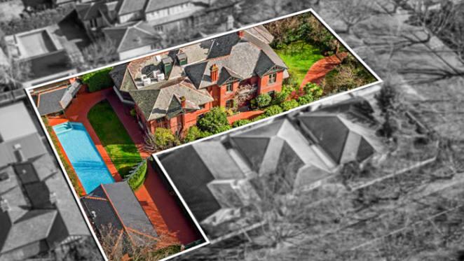 Malvern East trophy home Harleston Firs sold