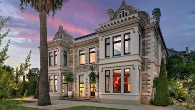 Adelaide's Fitzroy house listed
