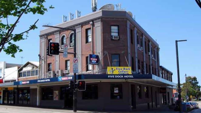 Lantern Hotels Group lists Five Dock Hotel