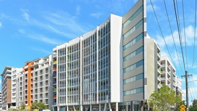 One bedroom Strathfield penthouse hits the market