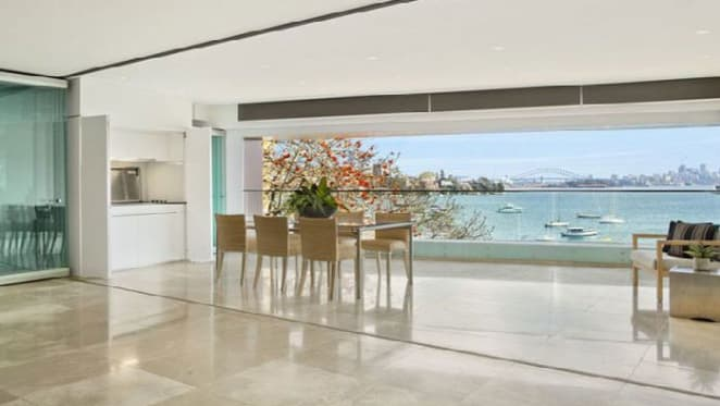 Angela Fleming sells Point Piper prestige apartment