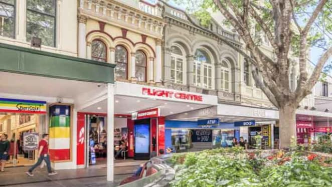 Chance to buy on Brisbane's Queen Street retail mall
