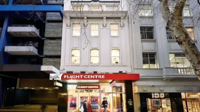 Patricia Ilhan sells Little Collins Street premises