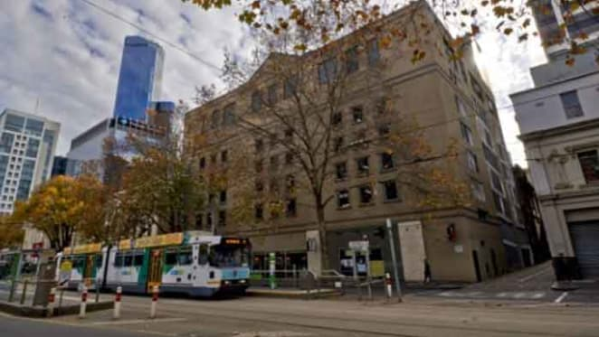 Singapore-listed firm snaps up Flinders Street car park in Melbourne