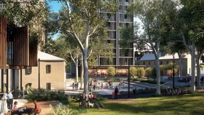 More Flour Mill, Summer Hill silo apartments for sale