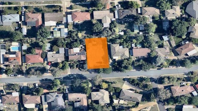 Remediated Mr Fluffy, ACT blocks sell at auction