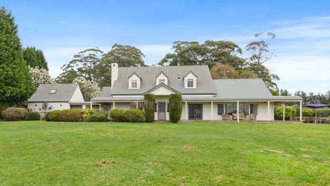 Southern Highlands weekender Foxhill sold