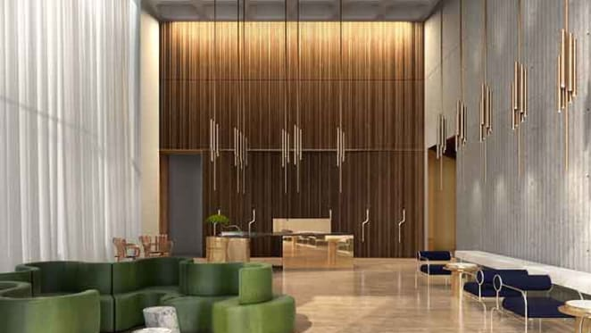 Spring Street, Melbourne residential development site offering