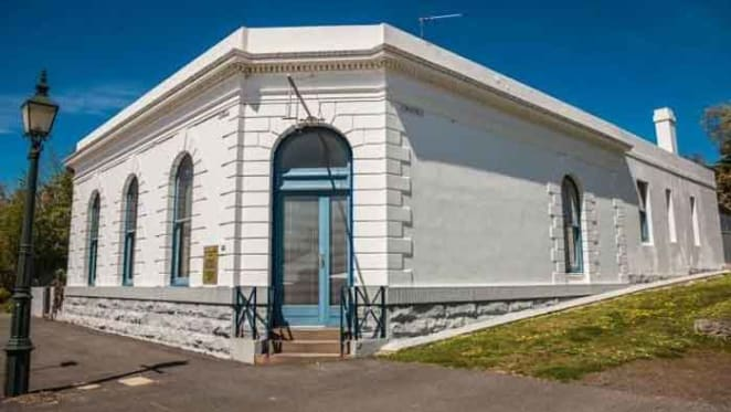 Historic circa 1865 Union Arts Centre at Clunes on auction