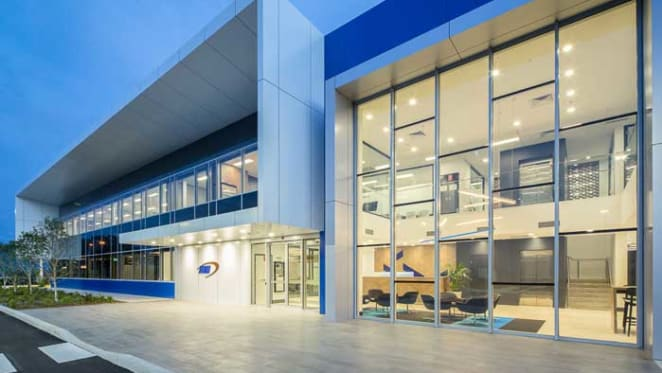 Frasers Property's Martin Brower facility wins UDIA NSW award