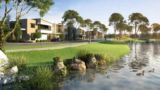 First home buyers search ends at Frasers' Fairwater in Blacktown