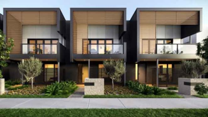 Terraces and townhomes depend on design