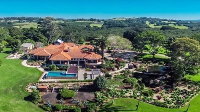Byron Bay's Villa Benventano listed with $5m plus hopes