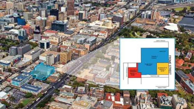 Adelaide University site sells for $25 million to car park operator