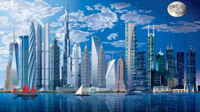 A tale of five cities: applying foresight to shape their futures