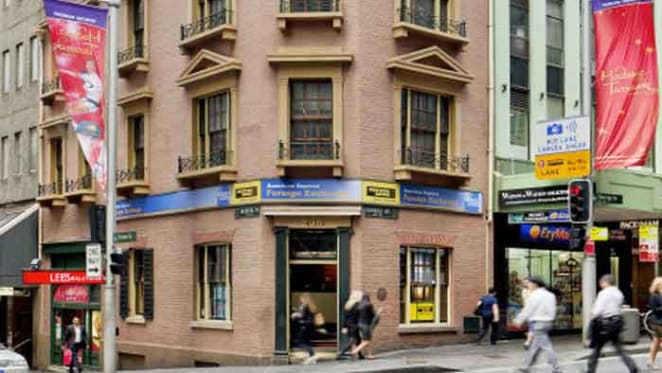 Commercial building suited to retail in Sydney CBD comes to the market